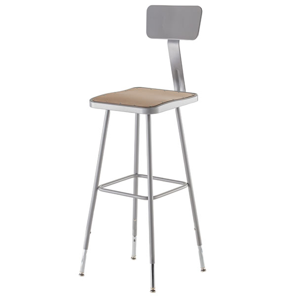 6324hb-2533h-adjustable-height-square-seat-lab-stool-with-backrest1