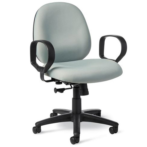 bc85-br85-grade-2-fabric-extra-wide-executive-chair-with-loop-arms