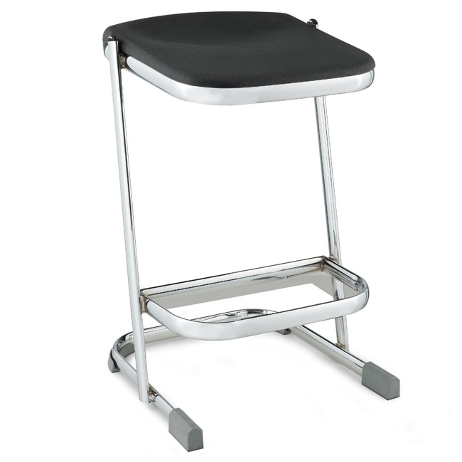 National Public Seating Z Stool 24 Quot 6624 Lab Stools