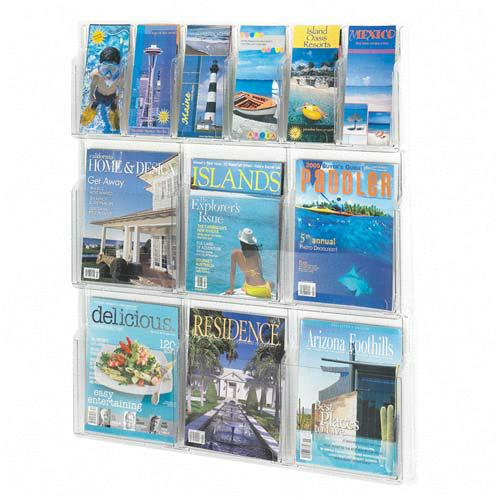 5606cl-6-magazine6-pamphlet-acrylic-literature-wall-rack