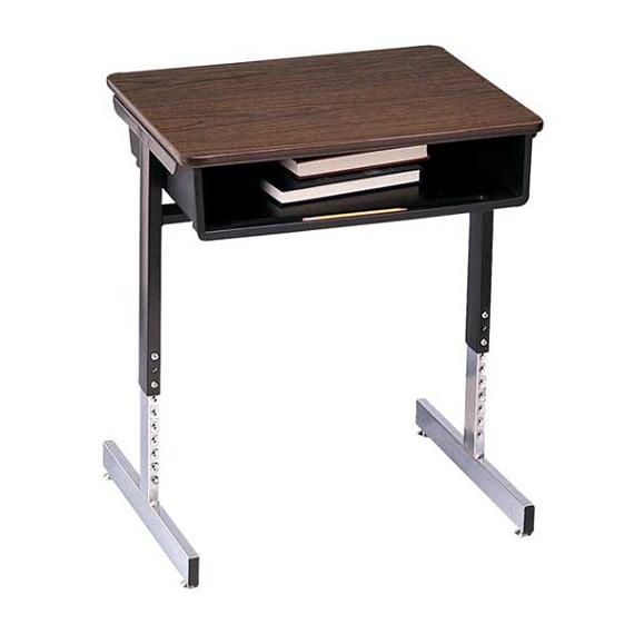 7800fb-scholar-craft-valley-pecan-laminate-top-open-front-desk-with-tlegs1