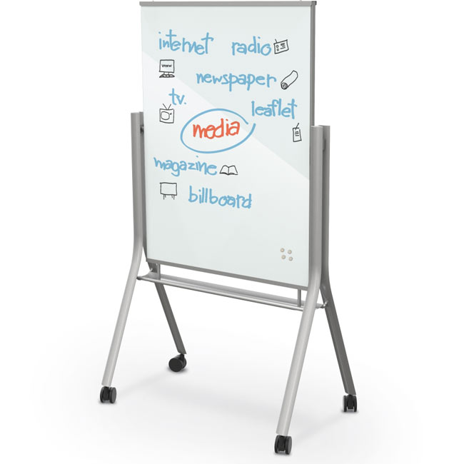 74955-visionary-curve-mobile-magnetic-glass-whiteboard