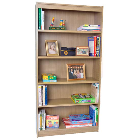 7805-72h-laminate-bookcase-w5-shelves
