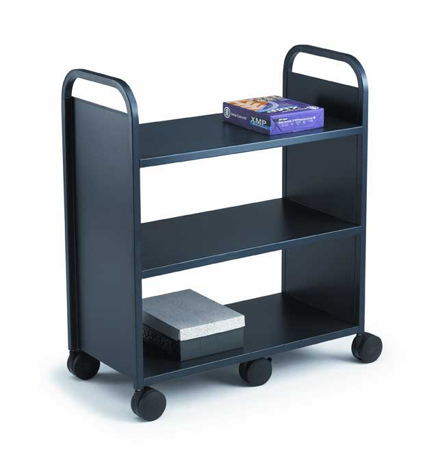 21103-gorilla-booktruck-with-3-flat-shelves