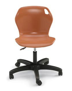 Smith System Intuit Adjustable Chair With Casters 14 18 H 005