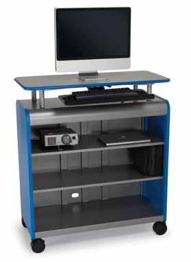 30413-cascade-series-threeshelf-mobile-presentation-cart-wout-doors-2858-w-x-19-d