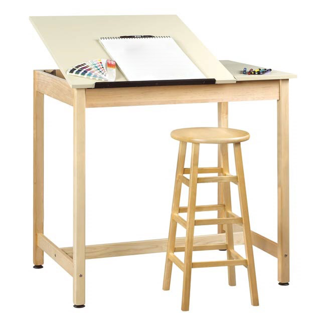 shain-drawing-table