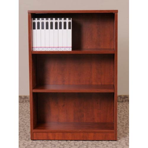 hpl155hny-48-h-laminate-bookcase-honey