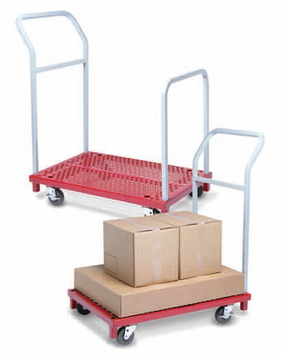 3942-mini-heavy-duty-platform-truck-with-retaining-handle-by-raymond-products
