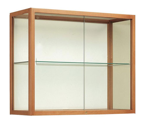 894 Heirloom Series Display Case 1 Shelf 14