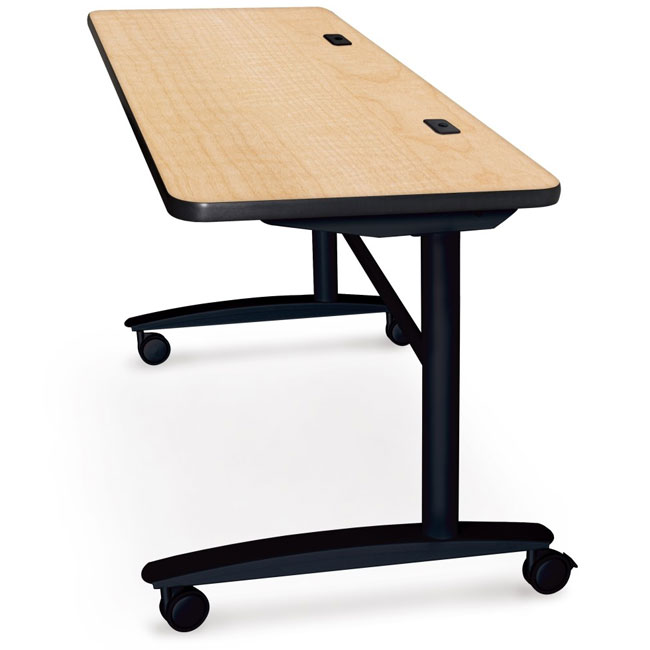 90064 Lumina Flip Top Folding Table 60 X