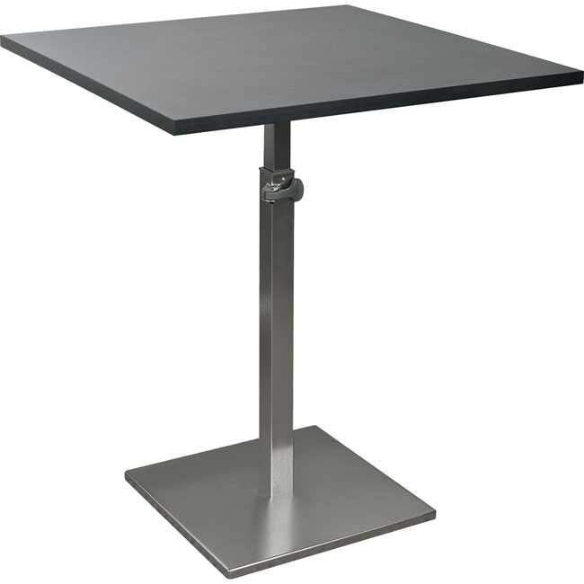 90353 Height Adjustable Bistro Table