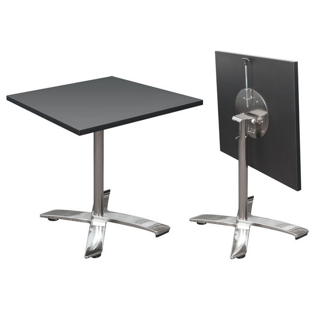 Balt Folding Bistro Table 90354 Caf 233 Tables