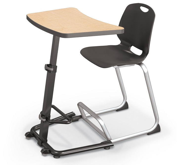 Balt UpRite Student Sit And Stand Desk 90532 StandUp Desks
