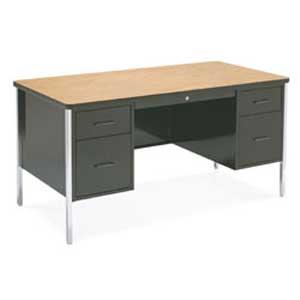 546-30x60-medium-oak-top-char-black-frame-double-pedestal-desk