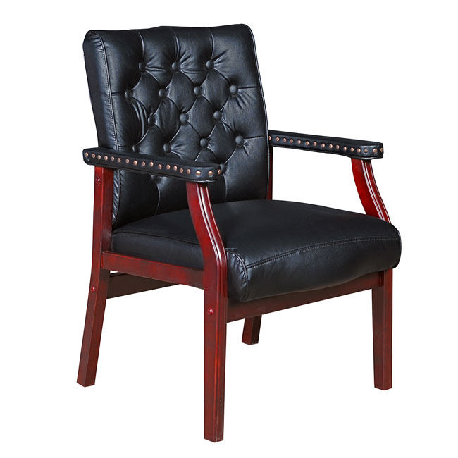 Regency Ivy League Side Chair 9075bk