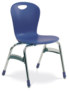 Good Zu418 Virco 18h Zuma Stack Chair