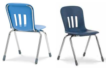 All Metaphor School Chairs By Virco Options | Chairs | Worthington ...