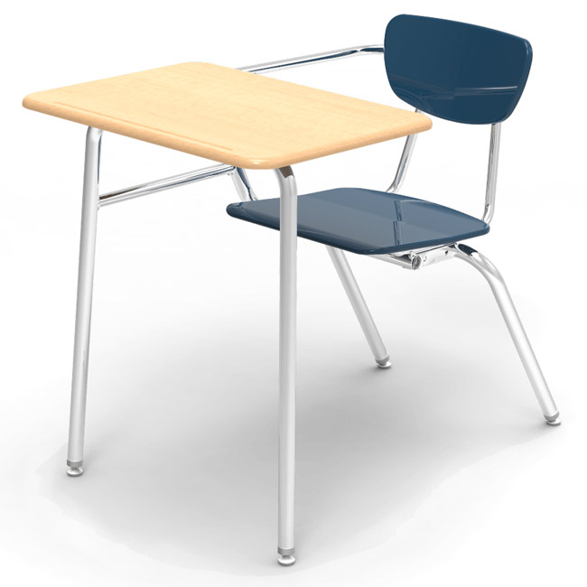3400br-navy-solid-plastic-chair-desk-wbookrack1