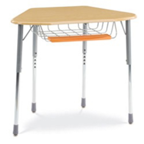zhexbrtm-zuma-hexagon-classroom-desk-w-wire-book-basket