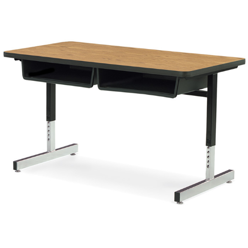 878-double-open-front-cantilever-desk