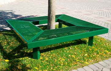 934sm-x8-8-geometric-mall-bench-surface-mount-legs