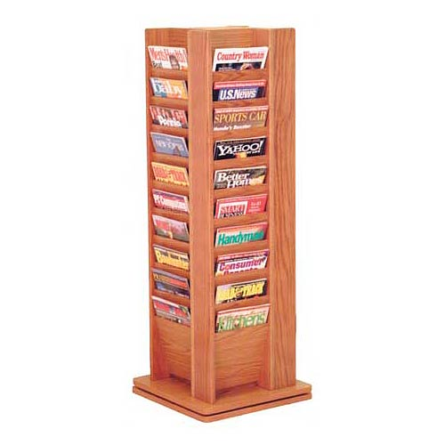 mr40sp-40-pocket-magazine-rotating-floor-display-rack