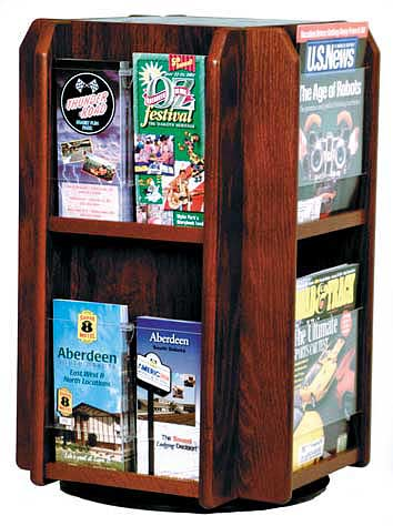 lm8tt-8-magazine-or-16-brochure-rotating-floor-display-rack