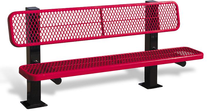 961-8-bollard-style-bench-single-sided