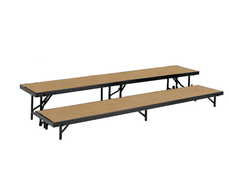rt2lhb-2-level-tapered-choral-riser-hardboard-surface
