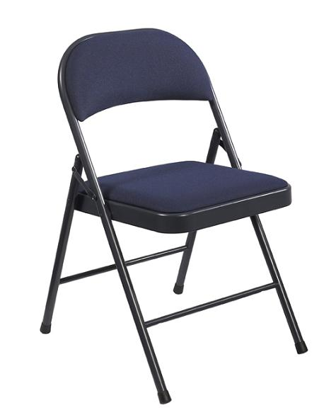 960-fabric-padded-steel-folding-chair
