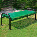 Click here for more Contour Outdoor Benches Without Backs by UltraPlay by Worthington