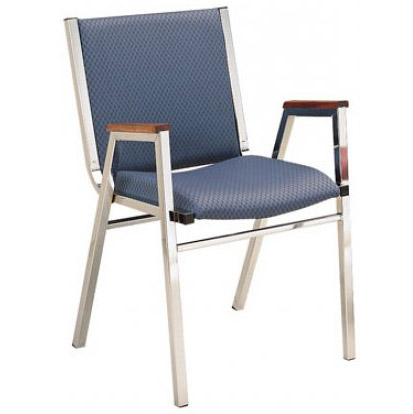 431-stack-chair-with-arms-w-3-seat-vinyl