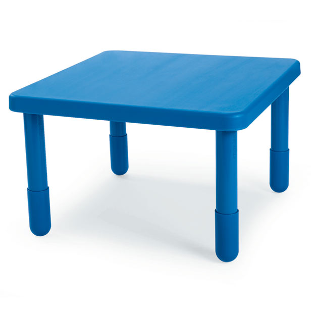Angeles Value Preschool Table 28 Square Ab700 Activity Tables