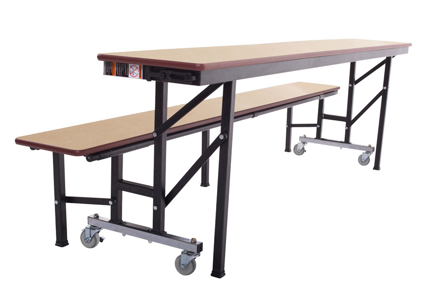 Acb6 All In One Mobile Bench Table