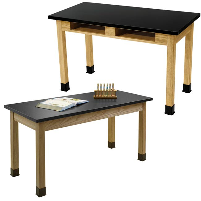 Acid Resistant Science Lab Tables National Public Seating