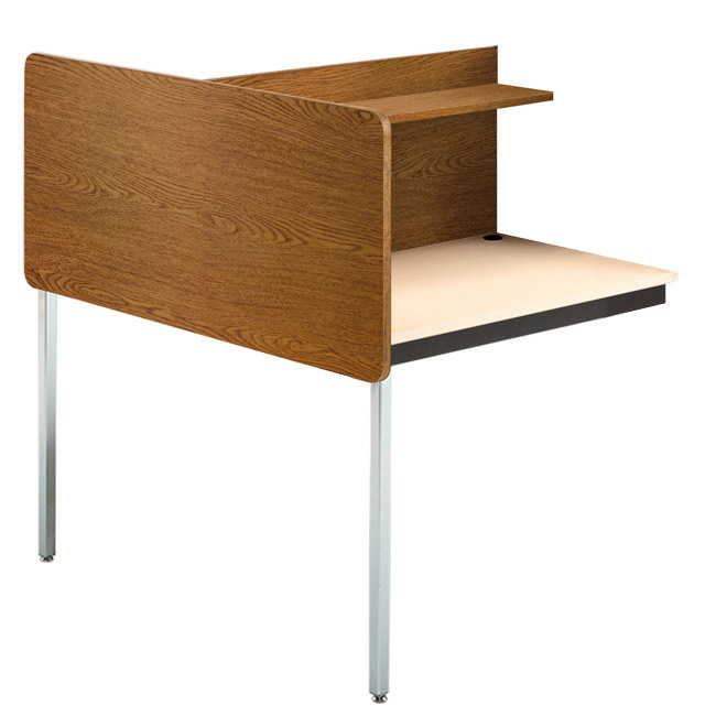 01296-double-modular-carrel-adder-adjustable-height