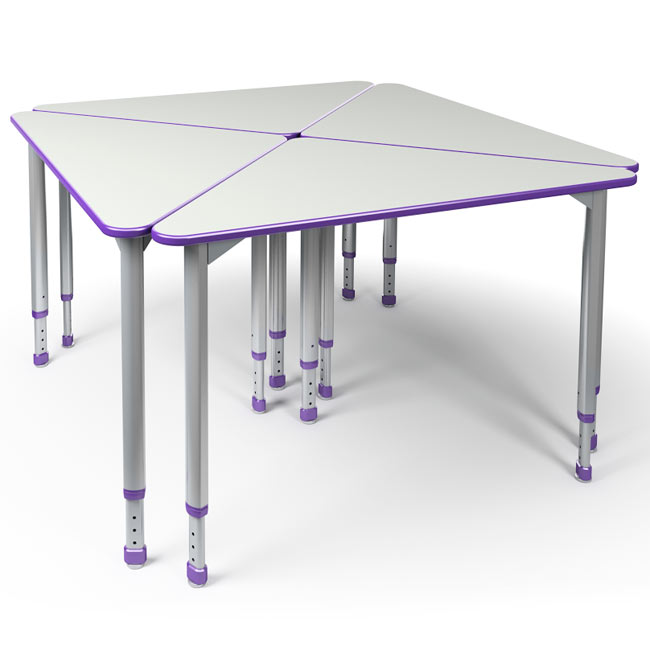 Triangle Collaborative Desk