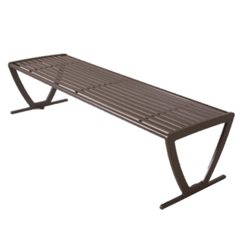 Perfect 94n Hs6 Augusta Outdoor Backless Bench