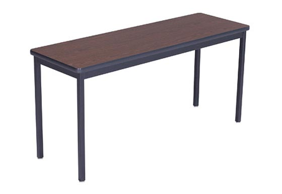 Aw246d All Welded Conference Table 24 D X 72