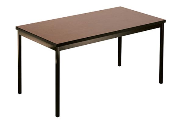 Aw367d All Welded Conference Table 36 D X 84