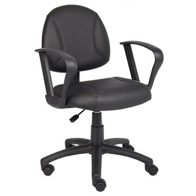 b307-leatherplus-deluxe-posture-chair-w-loop-arms
