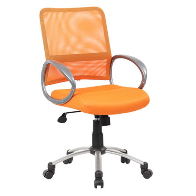 B6416 Vibrant Managers Mesh Chair