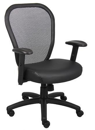 b6808-leather-mesh-chair