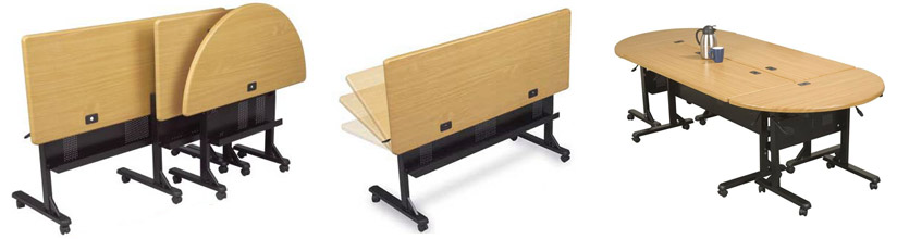 Balt Flipper Training and Conference Tables