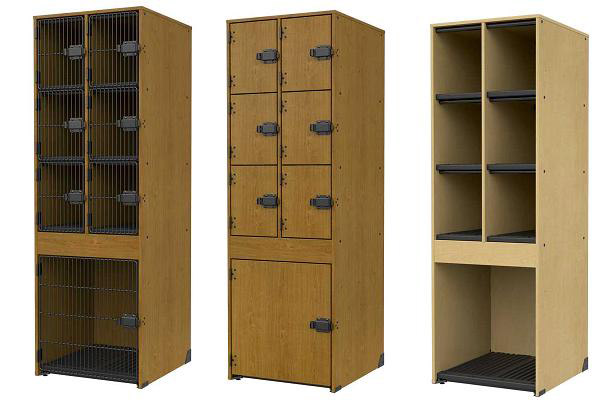 Band Instrument Lockers