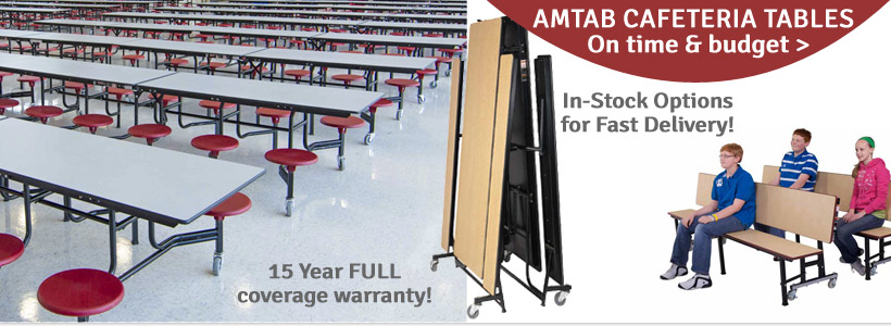 Click to see all AmTab Cafeteria Tables