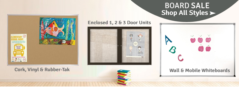 Wall Boards and Mobile Whiteboards on Sale Now!