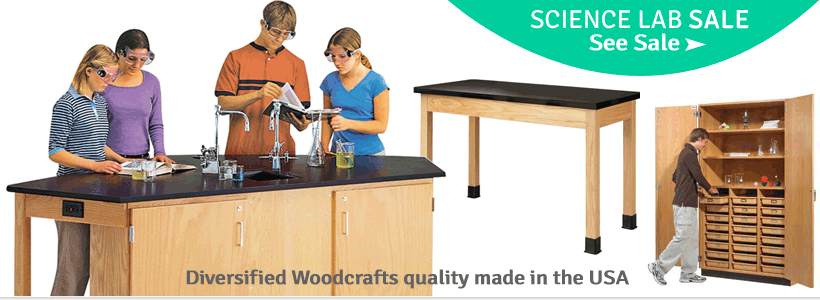 Shop our Science Lab Furniture Sale Now!