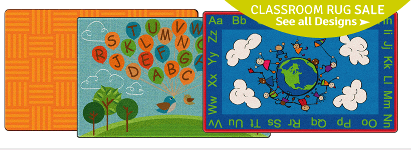 Shop all Classroom Carpets on Sale Now!